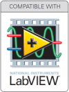 Compatibile with LabVIEW